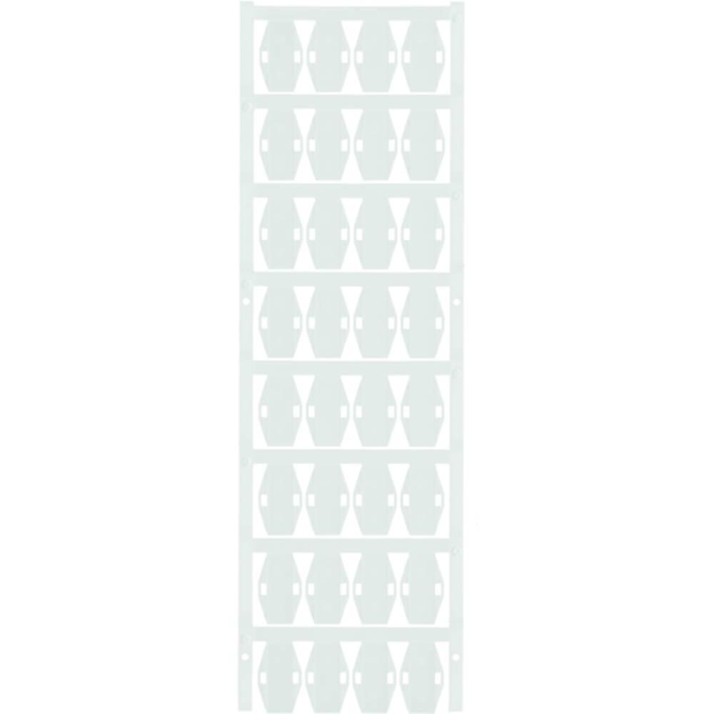 Ledermarkør Weidmüller SFX 9/24 NE WS V2 1852490000 160 stk Antal markører 160 Hvid