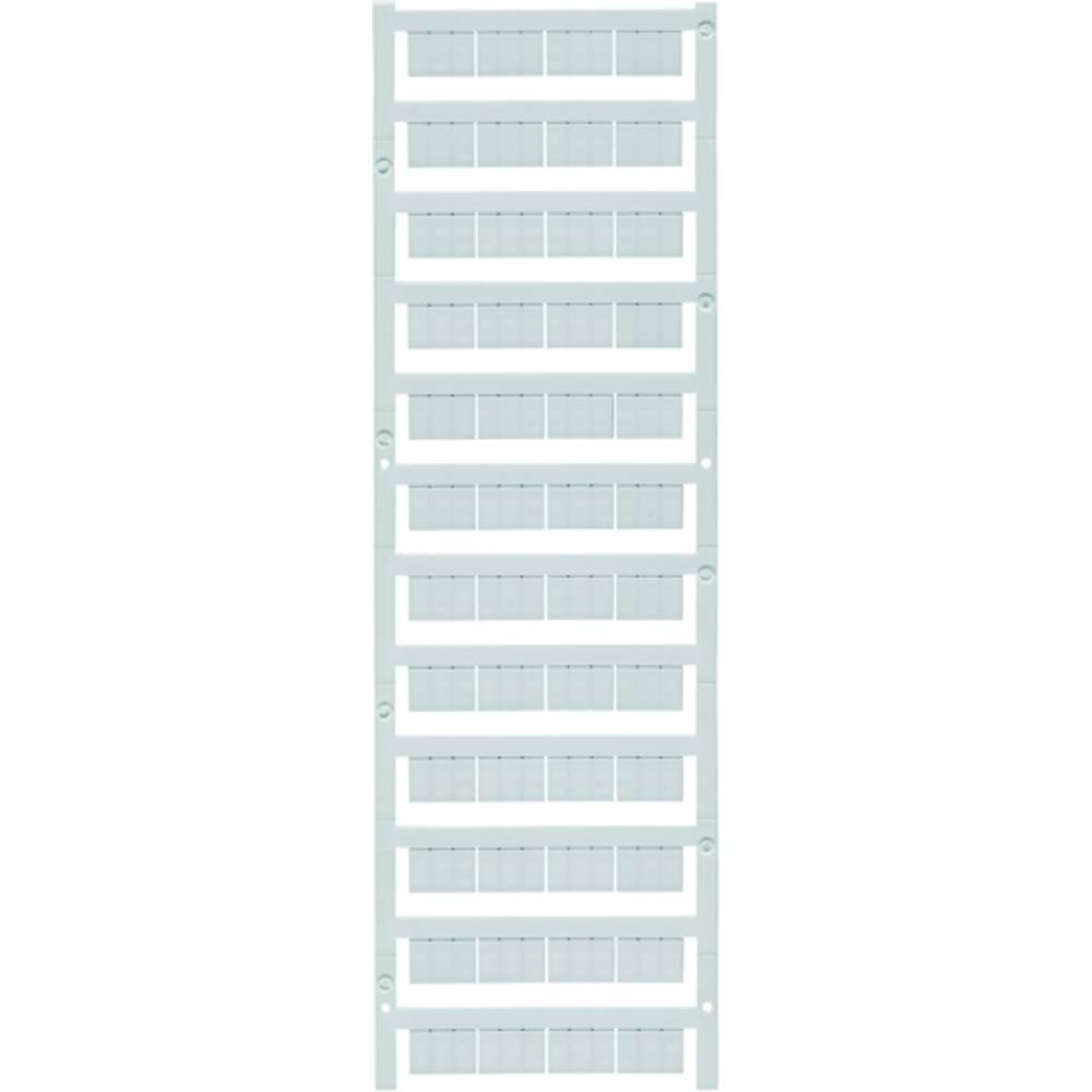 Enhed markører MultiCard WS 10/15 MC NEUTR. 1854090000 Hvid Weidmüller 240 stk