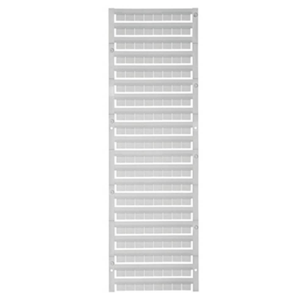 Enhed markører MultiCard DEK 5/8 MC NEUTRAL 1856740000 Hvid Weidmüller 800 stk