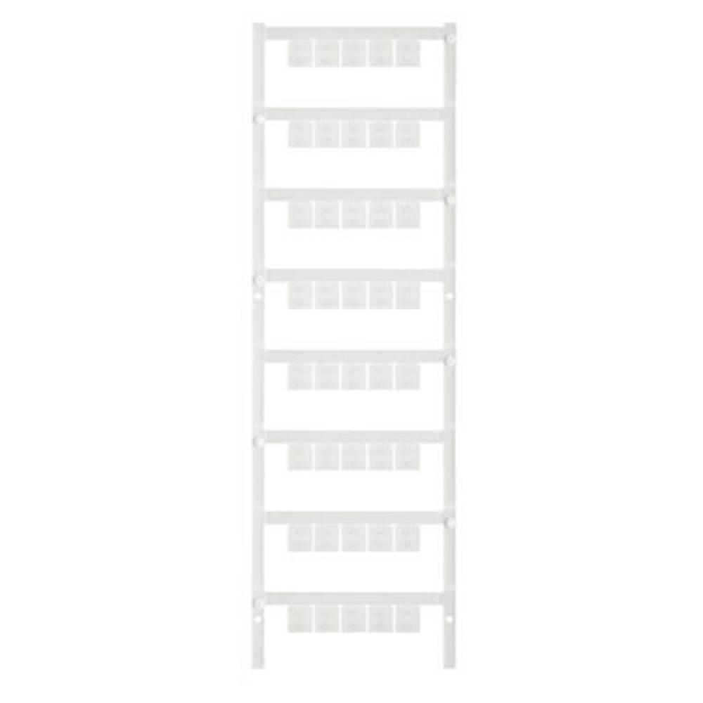 Enhed markører MultiCard MF 10/10 MC NEUTRAL 1856760000 Hvid Weidmüller 200 stk