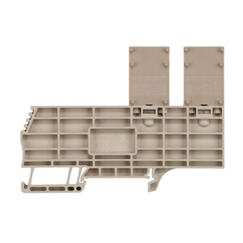 mellemliggende plade ZP 4 ZT4/4AN FX-SET 1859750000 Weidmüller 20 stk