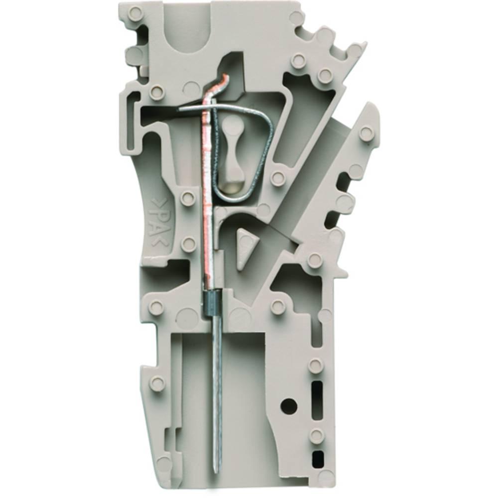 kobling ZPS 2.5/1AN/QV/1 GN 1861050000 Weidmüller 50 stk