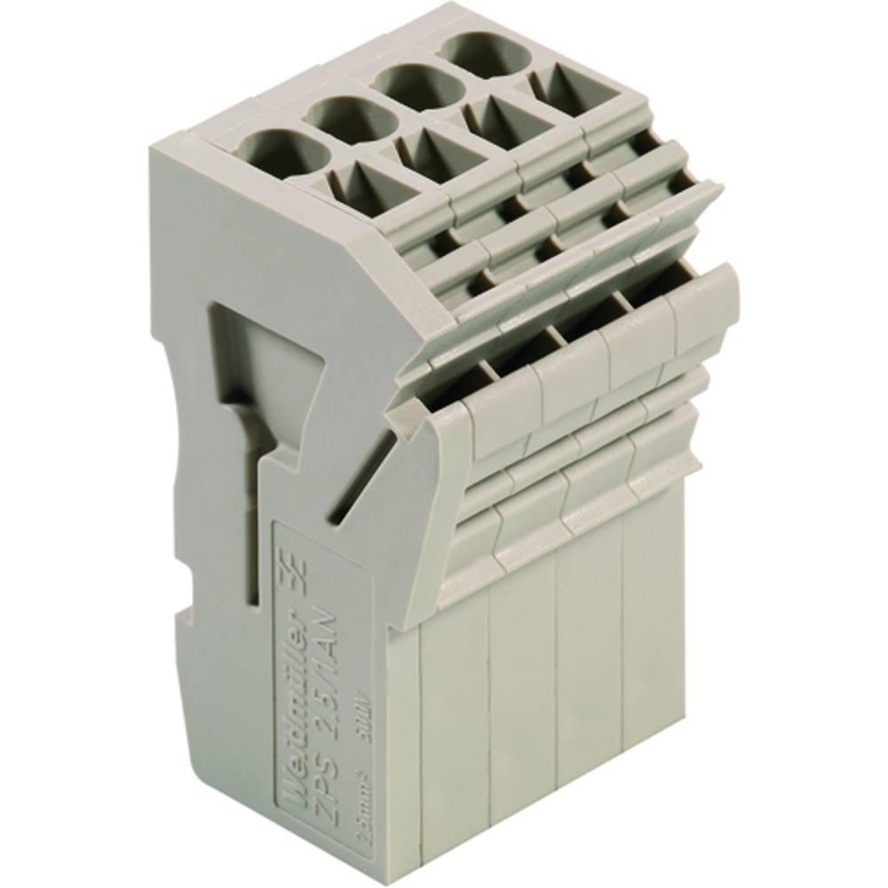 kobling ZPS 2.5/1AN/QV/4 1865920000 Weidmüller 20 stk