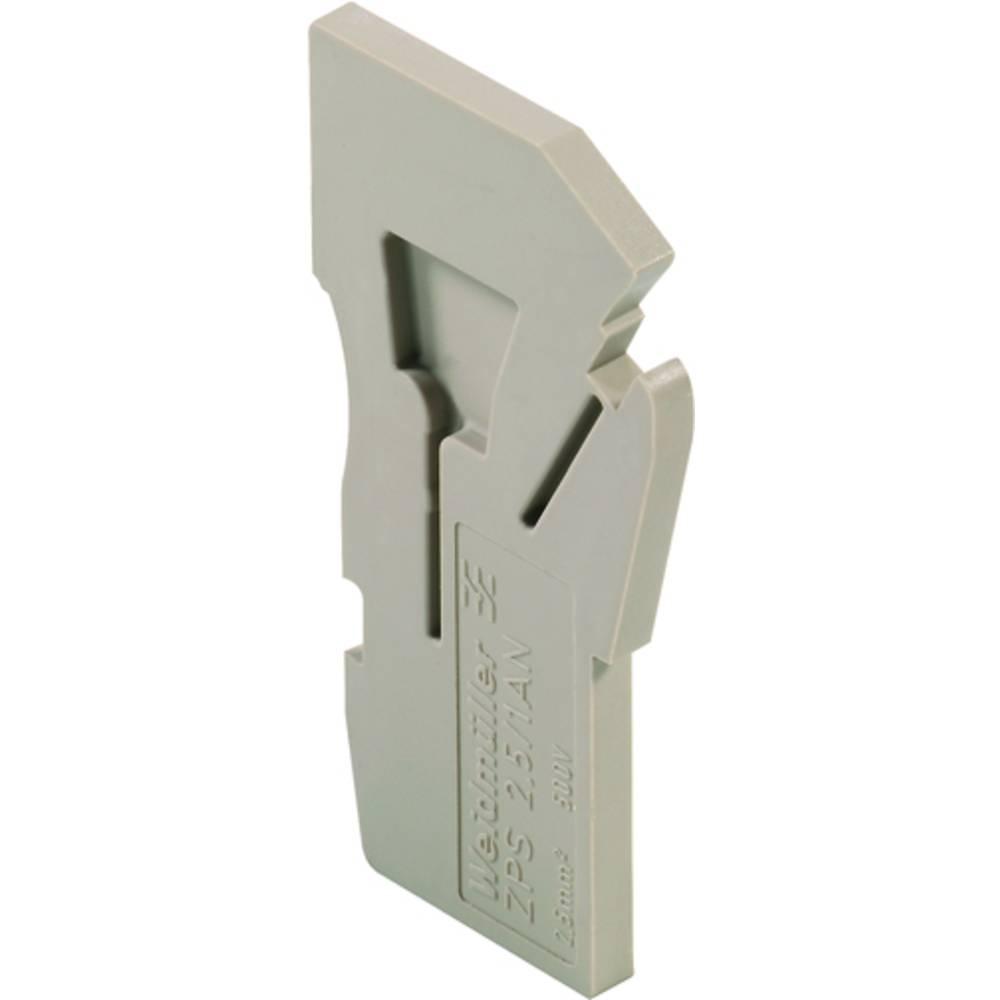 kobling ZPS 2.5/1AN/QV/16 1866040000 Weidmüller 10 stk