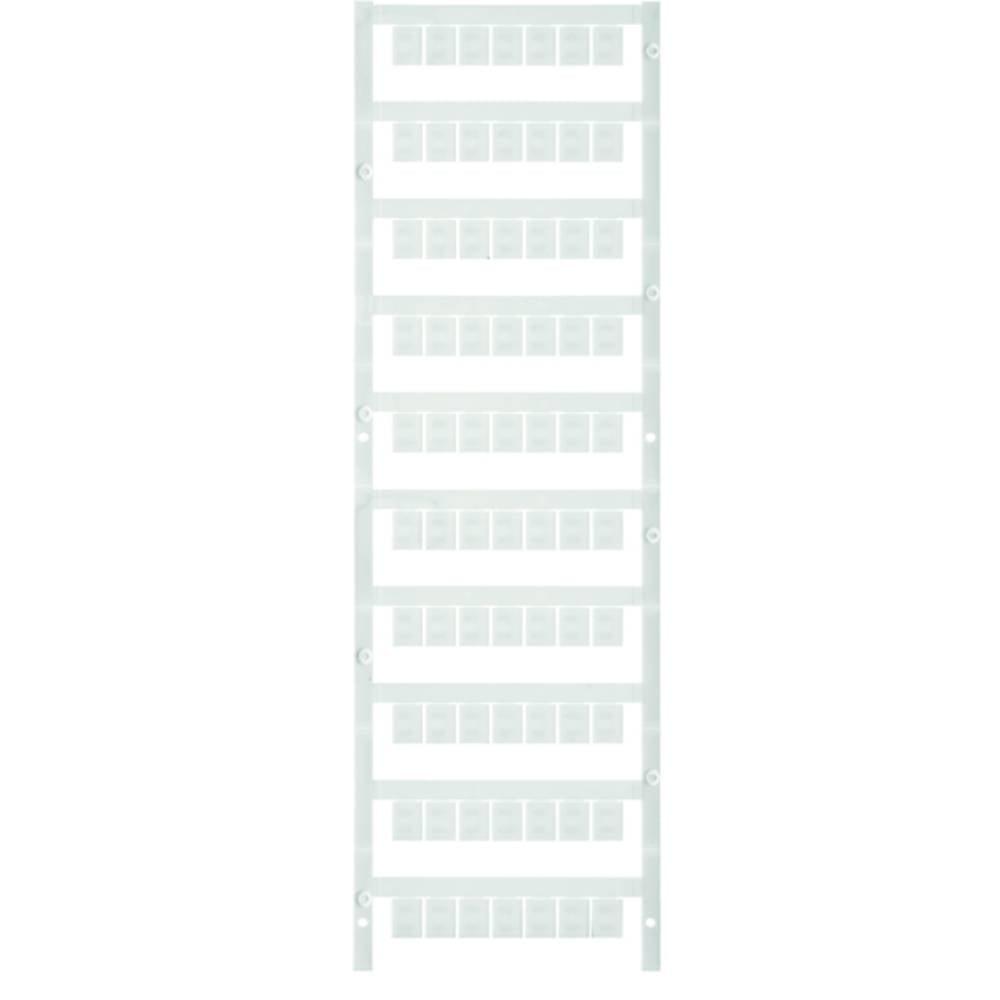 Enhed markører MultiCard MF 10/8 MC NEUTRAL 1868440000 Hvid Weidmüller 350 stk