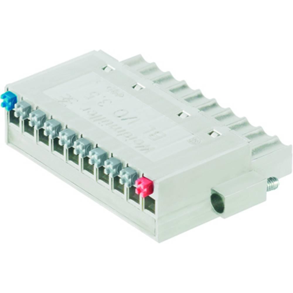 Vtični konektor za tiskana vezja Weidmüller 1871690000 vsebuje: 20 kosov