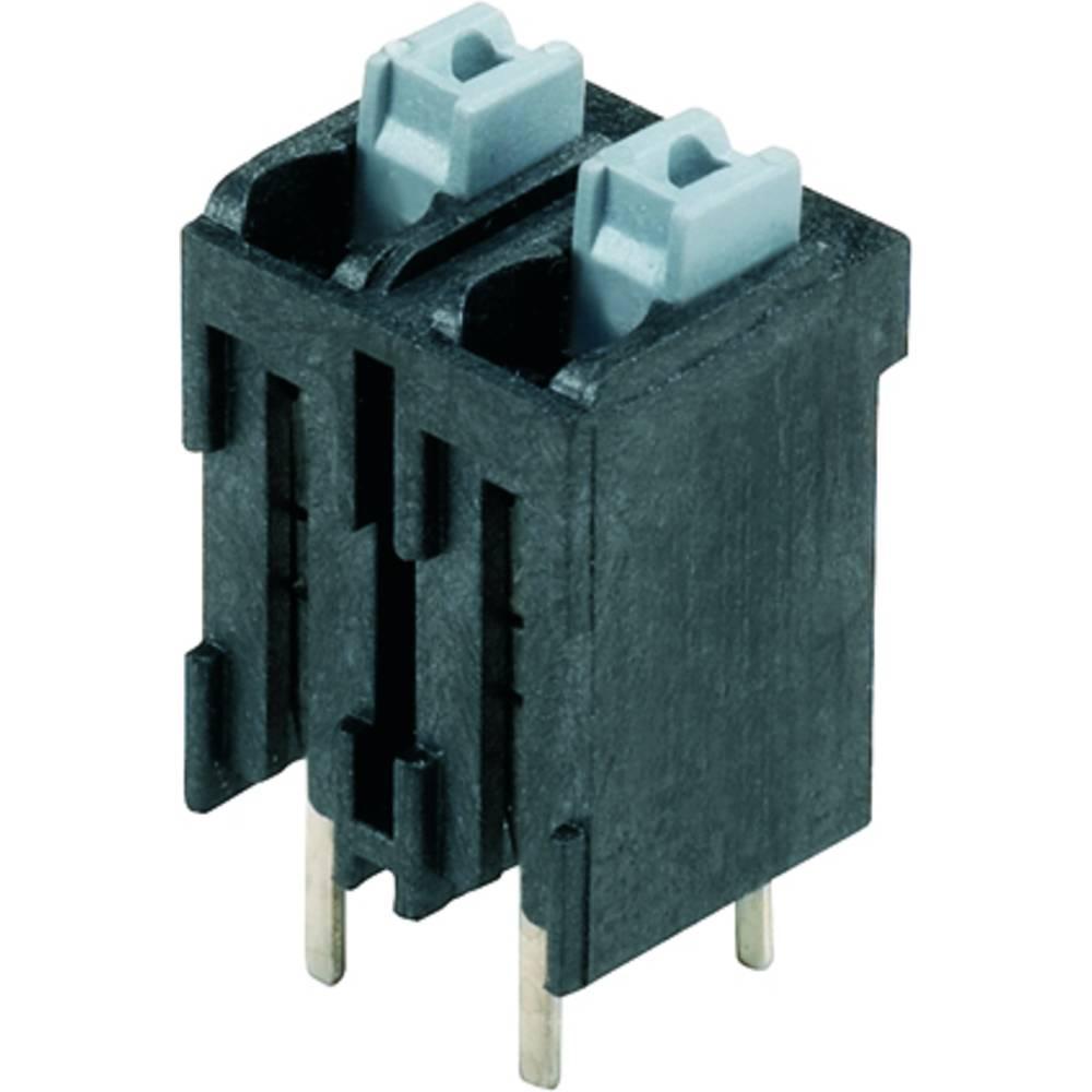 Fjederkraftsklemmeblok Weidmüller LSF-SMT 5.08/08/180 1.5SN BK RL 1.50 mm² Poltal 8 Sort 175 stk
