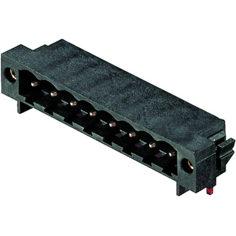 Konektor tiskanega vezja Weidmüller vsebuje: 300 kosov