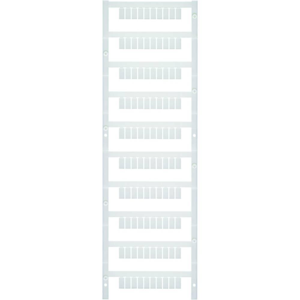 Enhed markører MultiCard MFF 9/4 MC NEUTRAL 1877720000 Hvid Weidmüller 500 stk