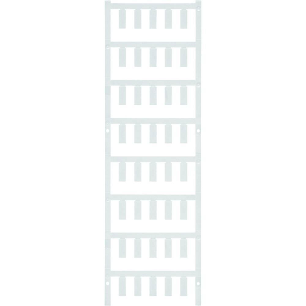 Makering af apparater Weidmüller ESG 6/15 K MC NEUTR. WS 1880100000 200 stk Antal markører 200 Hvid