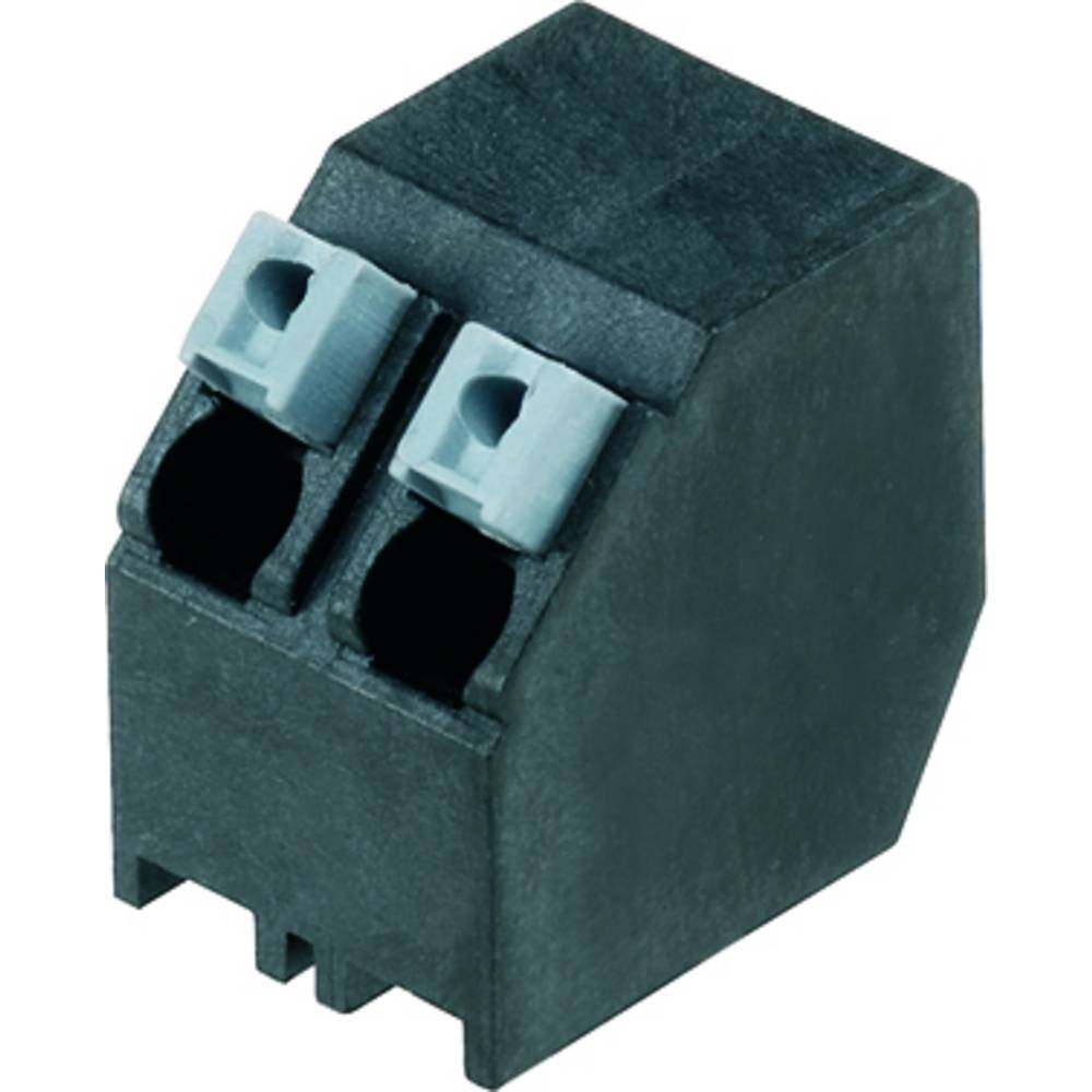 Fjederkraftsklemmeblok Weidmüller LSF-SMT 5.00/05/135 1.5SN BK RL 1.50 mm² Poltal 5 Sort 190 stk