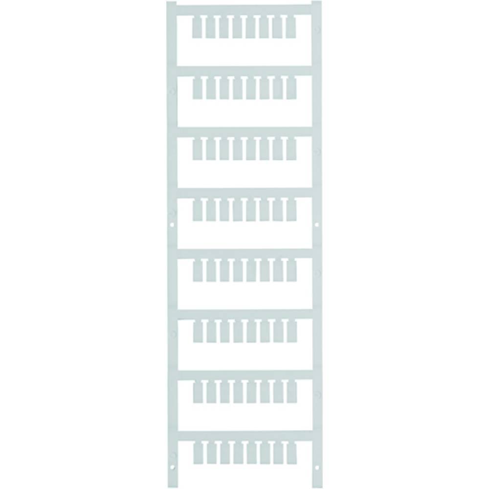 Enhed markører MultiCard MF-SI 10/5-6,5 MC NEUTRAL 1889800000 Hvid Weidmüller 320 stk