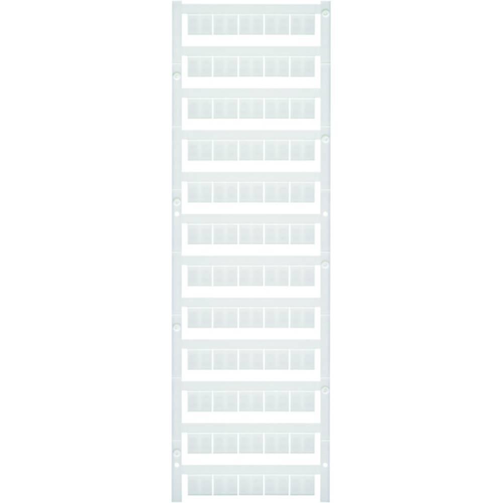 Enhed markører MultiCard WS 10/12 MC NEUTRAL 1905970000 Hvid Weidmüller 300 stk