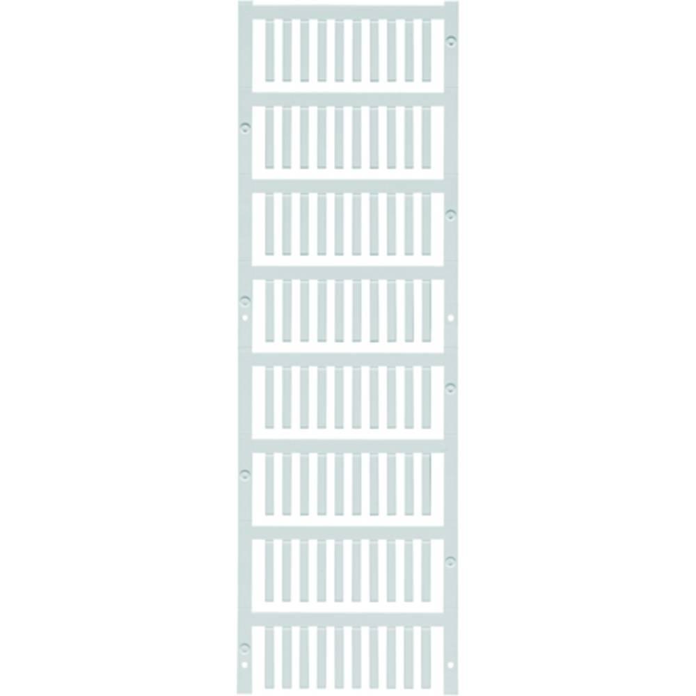 Ledermarkør Weidmüller SF 0/21 NEUTRAL WS V2 1918500000 400 stk
