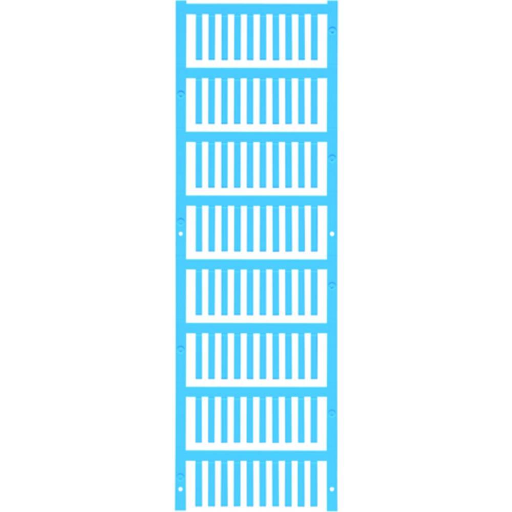 Ledermarkør Weidmüller SF 0/21 NEUTRAL BL V2 1918510000 400 stk