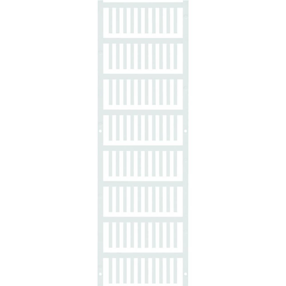 Ledermarkør Weidmüller SF 1/21 NEUTRAL WS V2 1918630000 400 stk