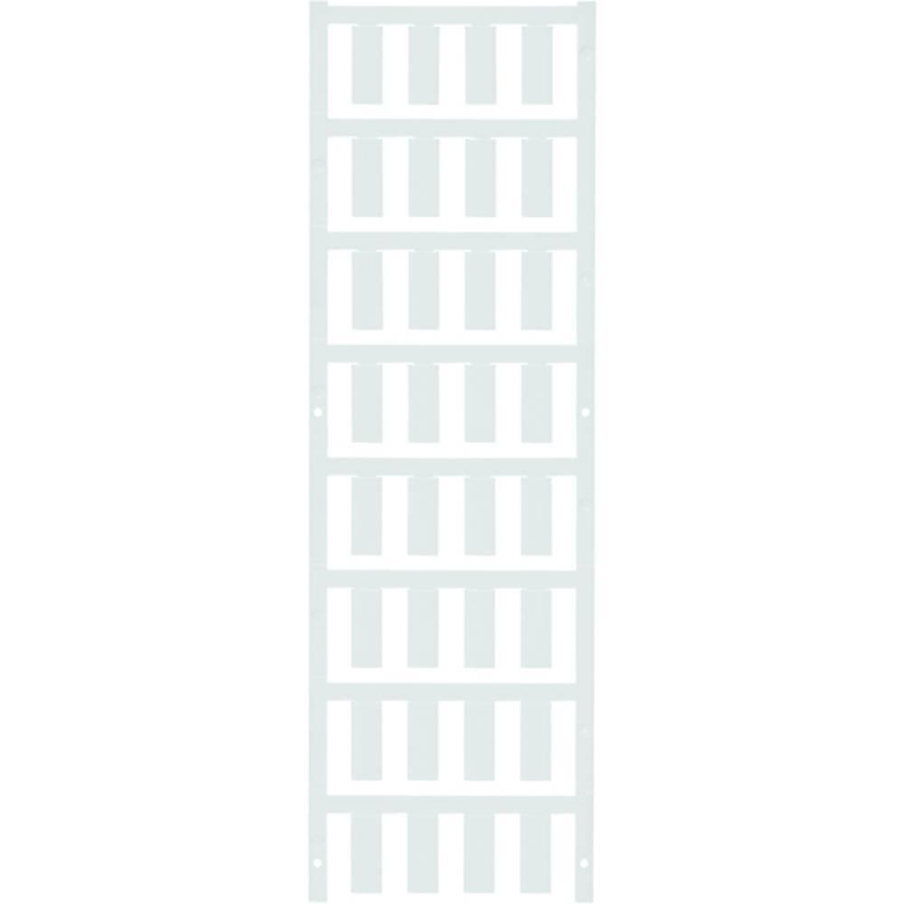 Ledermarkør Weidmüller SF 6/21 NEUTRAL WS V2 1919190000 160 stk