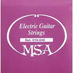 E-guitar-streng MSA Musikinstrumente SK50 010-046