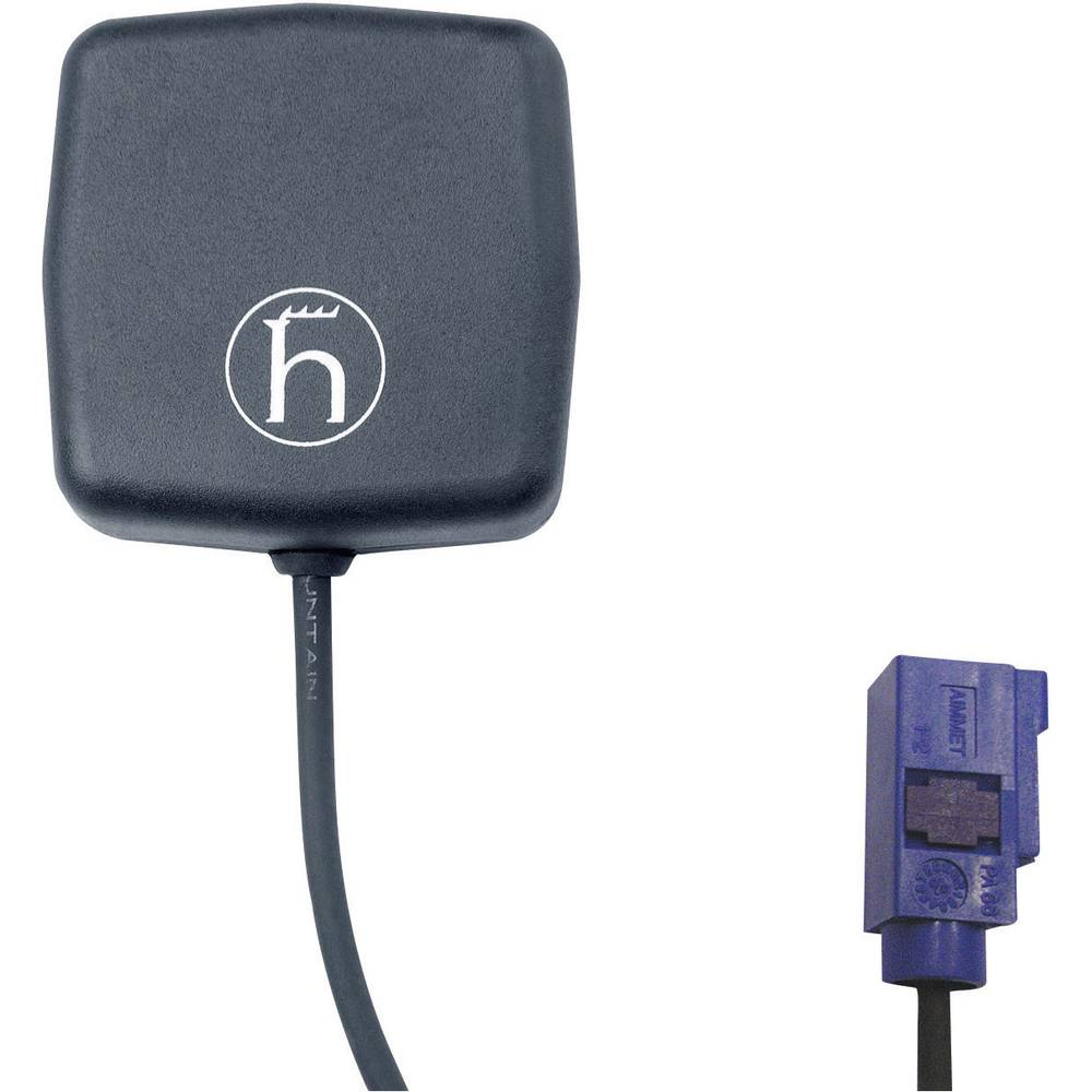 Antena Hirschmann GPS7, ženskikonektor M/Fakra, koda C