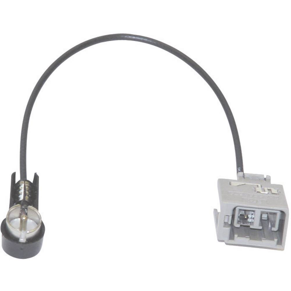 Bil-antenne-adapter ISO 50 ohm AIV Volvo
