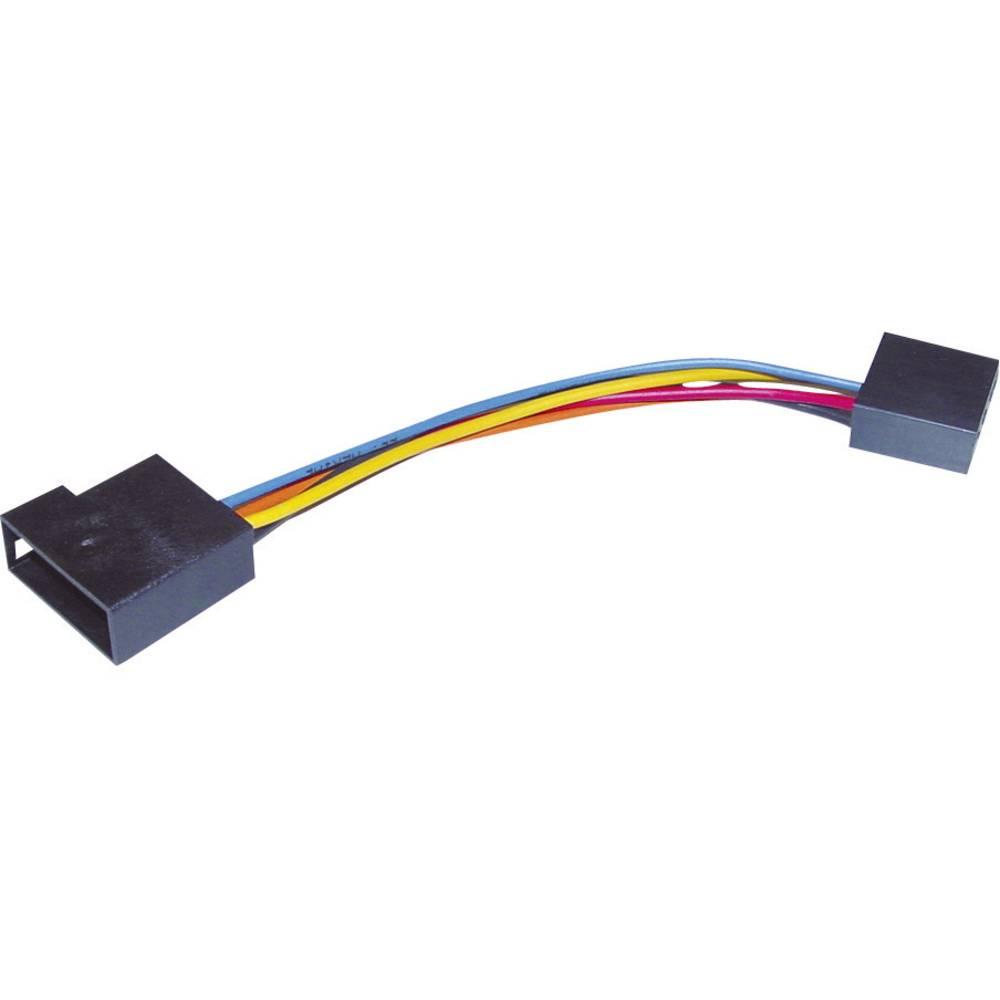 Adapterski kabel za avtoradio, za vozila Audi/Peugeot/Skoda