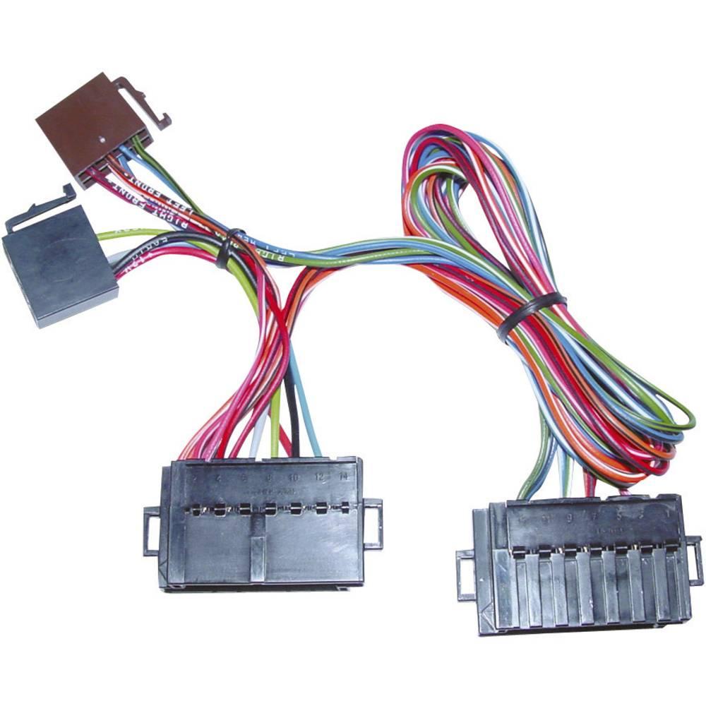Adapter za avtoradio, za vozila Volvo 760/850/940/960
