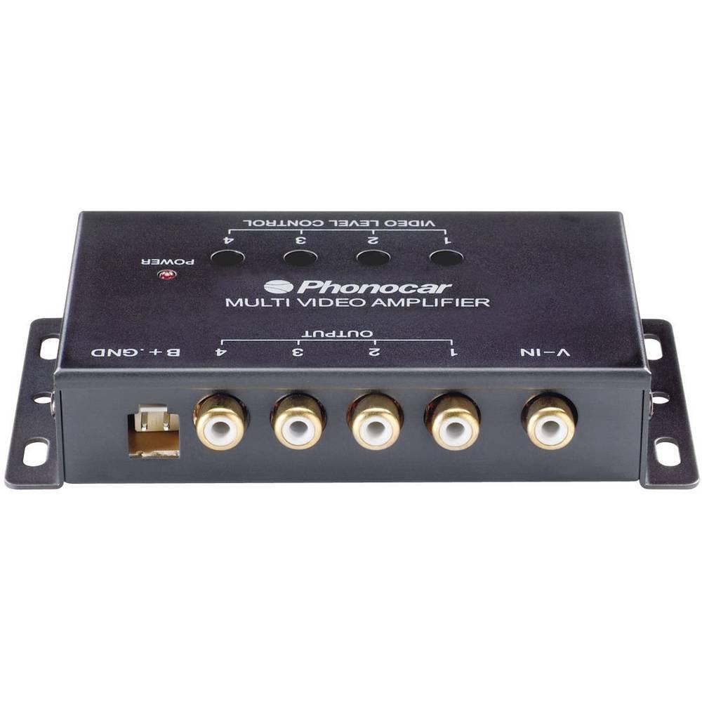 Ojačevalnik video signala Phonocar VM251