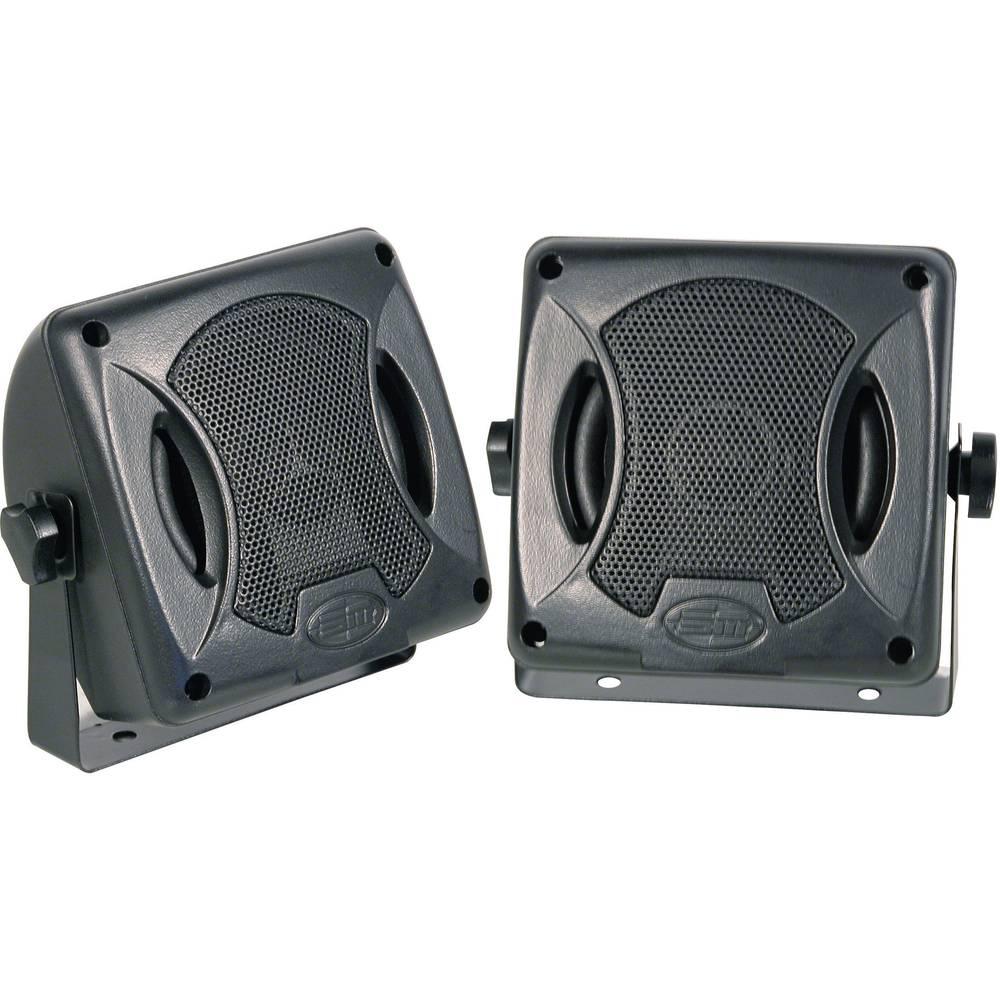 2-sistemski avtomobilski koaksialni zvočnik za površinsko pritrditev 80 W Boschmann PR-222