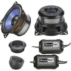 Komplet 2-sistemskih vgradnih zvočnikov za avtomobile 200 W Sinustec ST-100
