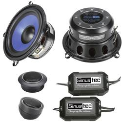 Komplet 2-sistemskih vgradnih zvočnikov za avtomobile 250 W Sinustec ST-130