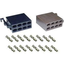 Ohišje za moške ISO-konektorje, komplet AIV