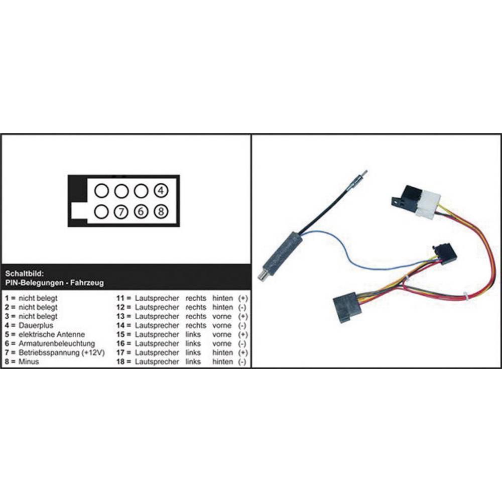 Bilradio-tilslutningsadapter AIV 41C603