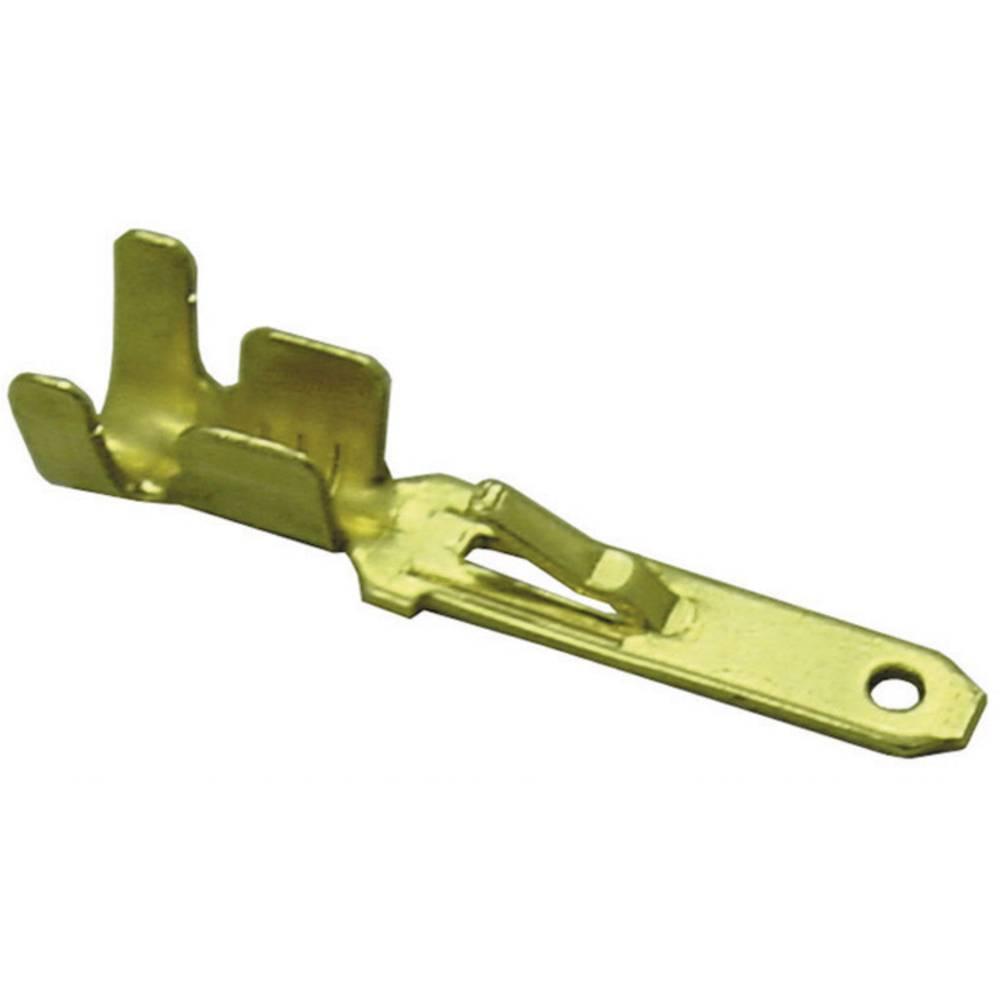 Ploščati vtič, 2,8 mm, 5 kosov 53C740 AIV
