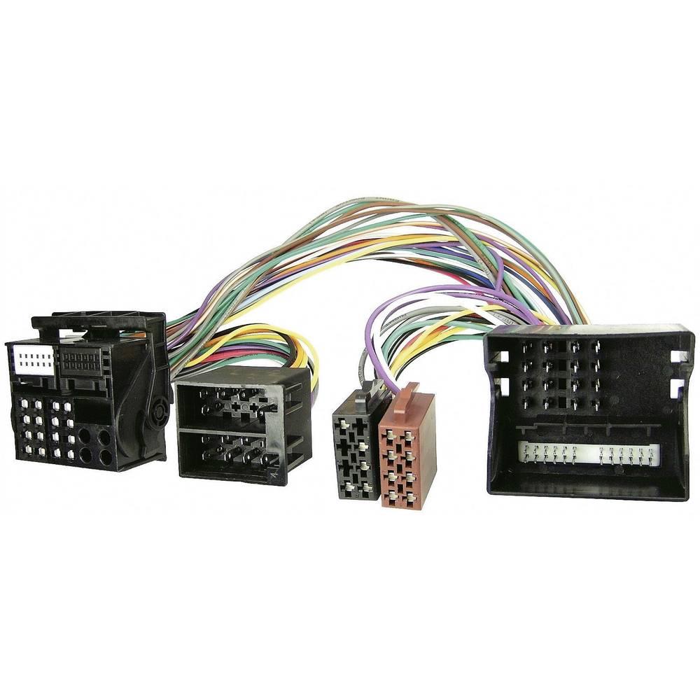 Radioadapterkabel (40 kabler) FORD fra 2004 til håndfrit sæt til bilen (foreksempel Parrot) RCS Systeme Handsfree Ford fra 2004