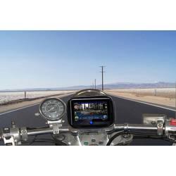 Držalo + torbica AIV za navigacijske naprave, za (motorno) kolo