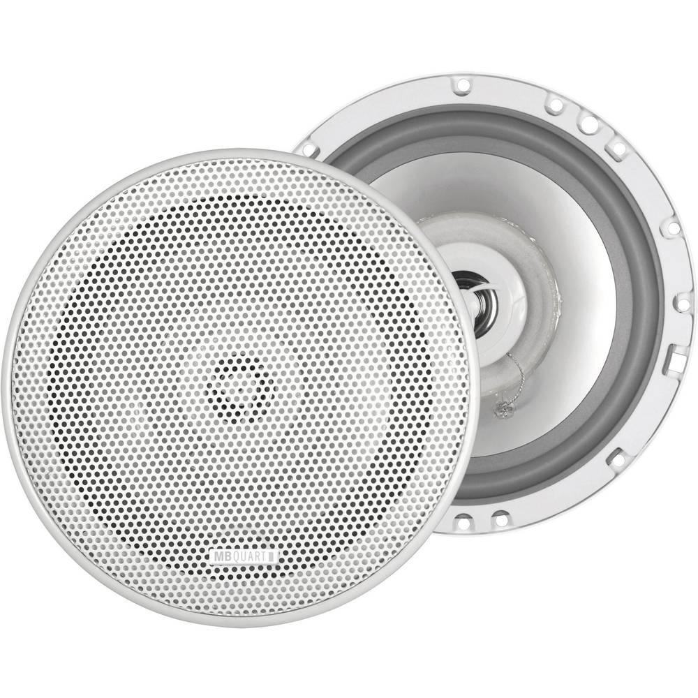 2-sistemski koaksialni vgradni zvočnik za avtomobile 160 W MB Quart ASC116