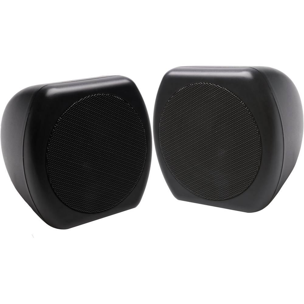 Širokopasovni avtomobilski zvočnik za površinsko pritrditev 100 W Sinustec UB-1000
