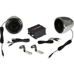 2-sistemski komplet avtomobilskega zvočnika za površinsko pritrditev 100 W Renegade RXA100C