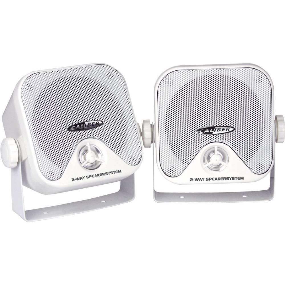 2-sistemski avtomobilski koaksialni zvočnik za površinsko pritrditev 80 W Caliber Audio Technology CSB3M
