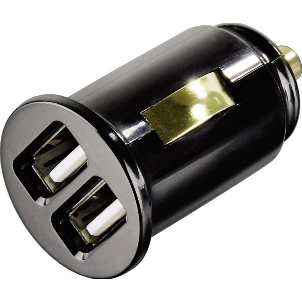 Hama USB polnilnik Dual Piccolino 00080799