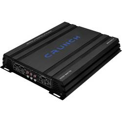 4-kanalni avtomobilski ojačevalnik Crunch GPX-1000