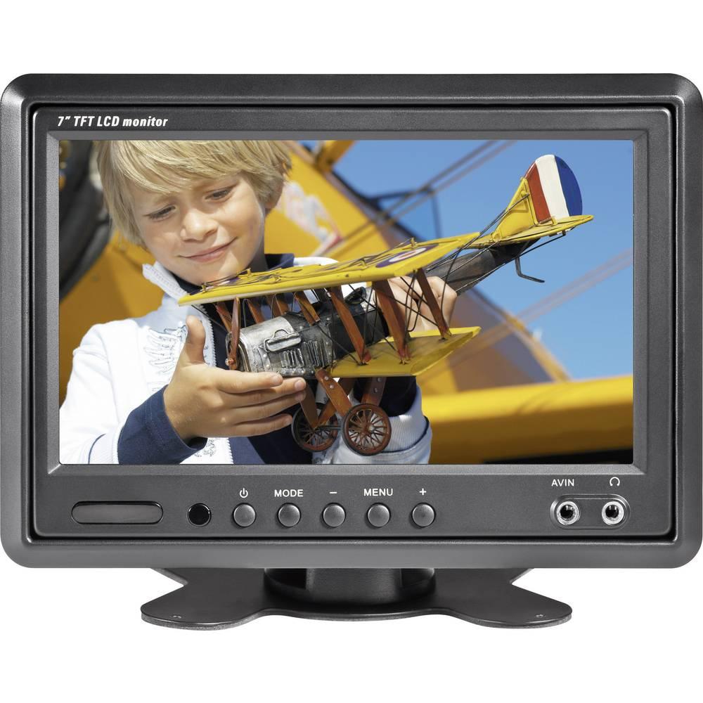 Avtomobilski LCD zaslon 17.8 cm (7 ) Renkforce T-701B