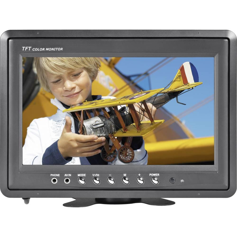 Avtomobilski LCD zaslon 22.9 cm (9 ) Renkforce T-900B