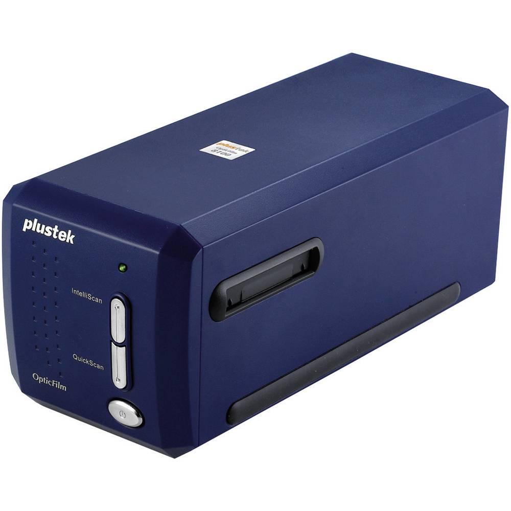 Diascanner, Negativ-scanner Plustek OpticFilm 8100 7200 dpi