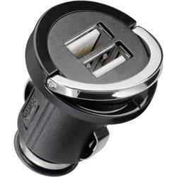 CABSTONE USB DUBBEL 12-24 V LADDNINGSADAPTER