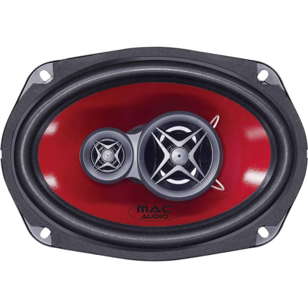 3-sistemski triaksialni vgradni zvočnik za avtomobile 280 W Mac Audio APM Fire 69.3