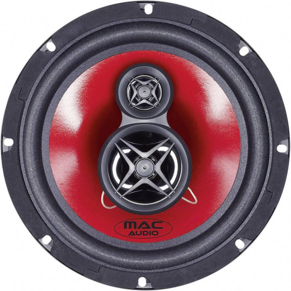 3-sistemski triaksialni vgradni zvočnik za avtomobile 280 W Mac Audio APM Fire 20.3