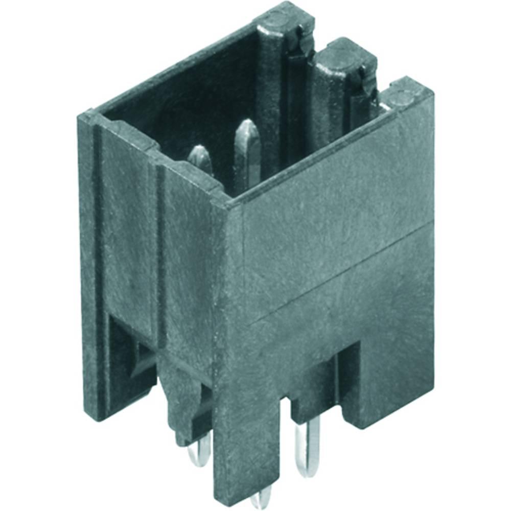 Vtični konektor za tiskana vezja črne barve Weidmüller 1924530000 vsebuje: 222 kosa