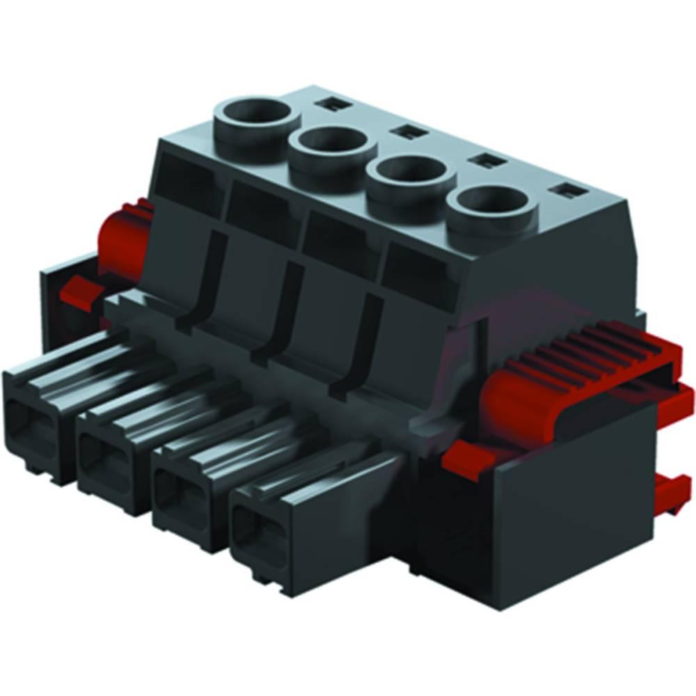 Vtični konektor za tiskana vezja Weidmüller 1924630000 vsebuje: 24 kosi