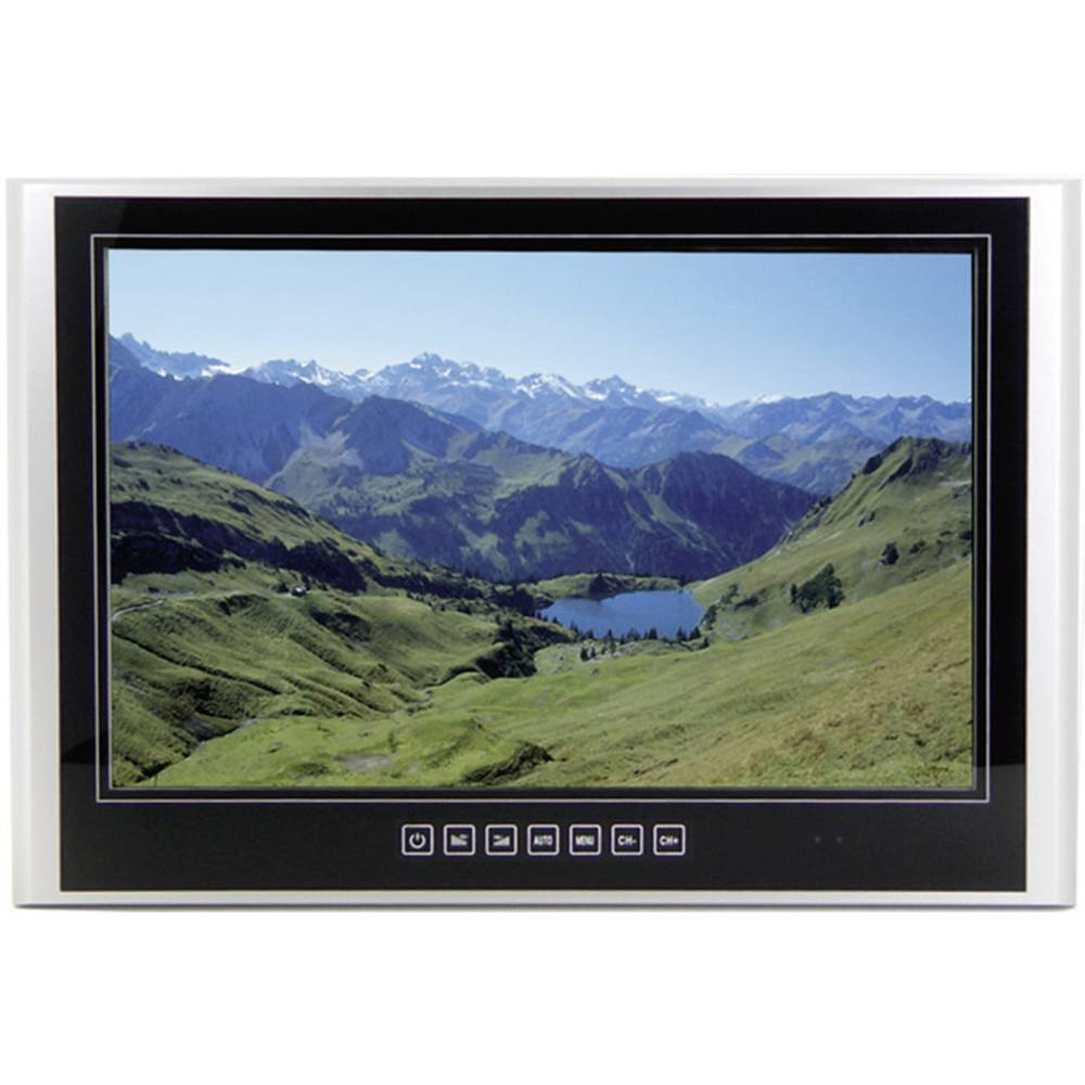 LCD-TV sprejemnik 48 cm 19 palcev SoundMaster TVB 1900 EEK n.rel. DVB-T črn-bel